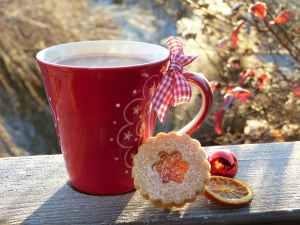 advent bake blur break